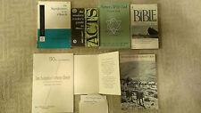 Vintage/Antique Religious Books From United Church Press + Church Events