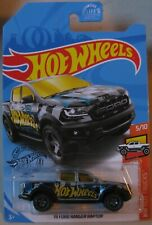 Hot Wheels Hot Trucks '19 FORD RANGER RAPTOR 5/10 SILVER GameStop exclusive