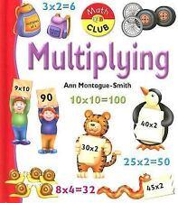 Multiplying (Qeb Math Club)-ExLibrary