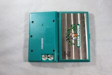 Green House Nintendo Game And Watch Multi Screen Portable System