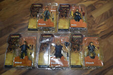 5X Mezco Goonies Complete Figure Set Sloth Mikey Mouth Chunk Data RARE