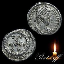 JULIAN II Siliqua. VOT X MVLT XX. Roman Silver coin. Metal detecting find. 40 RS