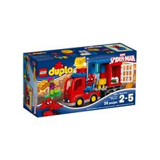 New Lego Duplo Spider-Man Spider Truck Adventure (10608)