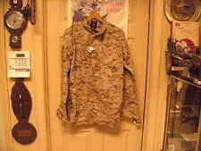 Orignal Issue  USMC Desert  MARPAT ,MCCUU Camo Shirt in Size Medium - X-long