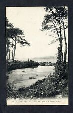 C1920's View of Lupin Wood & Harbour, Rotheneuf, France