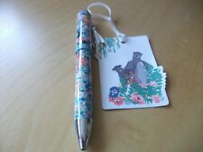New with tags cath kidston chuncky  pen Disney jungle book blue