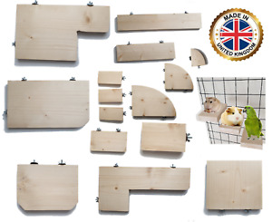Cage shelve platform ladder furniture Guinea pig Chinchilla Hamster Degu Rat