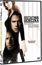 SKAZANY NA ŚMIERĆ: OSTATNIA UCIECZKA (PRISON BREAK: THE FINAL BREAK) - DVD