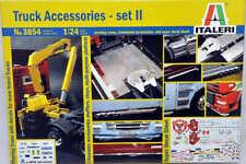 Italeri 1/24 Truck Accessories set II # 3854