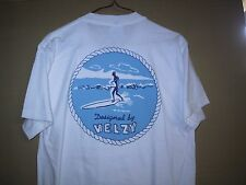 Surf Boards By Velzy T-Shirt - White '52