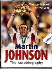 Audio book - Martin Johnson - The Autobiography   -   Cass   -   Abr