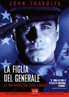 Dvd Video **LA FIGLIA DEL GENERALE** con John Travolta nuovo sigillato 1999