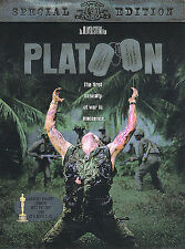 Platoon (Dvd, 2009, Special Edition; Single Disc Version) New Sealed In Box
