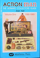Vintage Action man Livre Ultimate Collectors Guide Volume 1 1966-1969