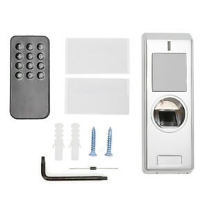 Metal Access Controller Fingerprint ID Card Durable With Card Reader Security