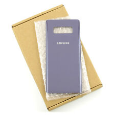 New Battery Cover Glass Housing Rear Back Door for Samsung Note 8 N950 Gray