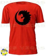 Godzilla 2000 Japanese Monster Tee Shirt Men Size S-XL Movie Video Game Shadow
