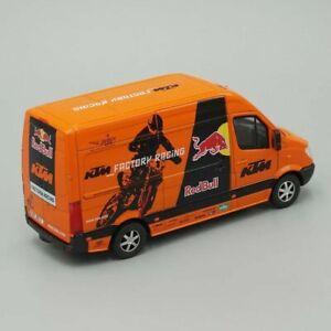 KTM redbull Van - Diecast Model Toy Car
