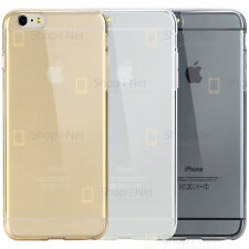 COQUE HOUSSE ★CLEAR TRANSPARENTE★EXTRA SLIM 0.3MM★SILICONE★COMPATIBLE IPHONE 6
