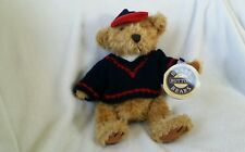 Brass Button Bear Premier Collection 1996~Tully The Bear of Joy~Sweater and Cap