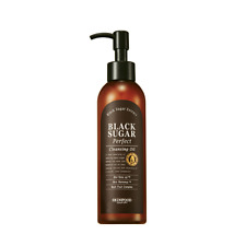 [SKINFOOD] Black Sugar Perfect Cleansing Oil 200ml / Korea Cosmetic
