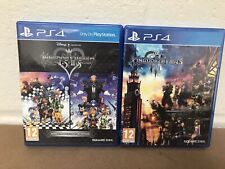 PLAYSTATION 4 (PS4) Kingdom Hearts 3 y HD 1.5 + 2.5 Juegos Remix Cuadrado cnix