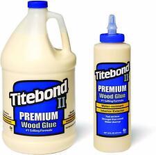 Titebond Premium Holzleim wetterfest D3 1 Gallon, 3,8 L + 473 ml
