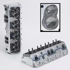 Brodix 1021001 IK 200 Assembled Aluminum Cylinder Head, For Chevy 327/350/400