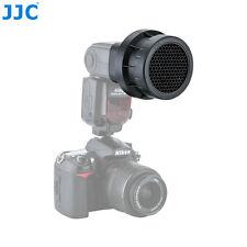 JJC 3in1 Stacking Honeycomb Flash Grid Modifier for Nikon SB900 SB910 Speedlite
