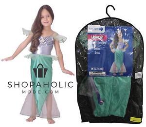 High Quality Kids Mermaid Halloween Costume
