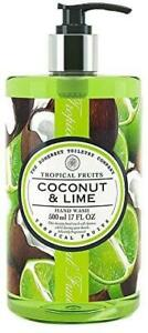Tropical Fruits Coconut & Lime Hand Wash 500ml