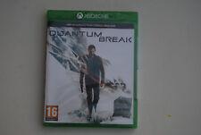 Quantum Break Jeu Xbox One Microsoft