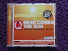 Here Comes The Sun Q Magazine summer compilation CD disc perfect