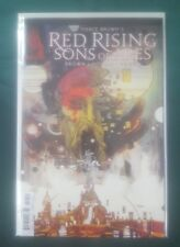 Pierce Brown's Red Rising: Sons of Ares 1 scheduled release date 3/20/18