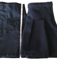 Girls Navy Uniform Skirts Gap & Cambridge Classics Size 8 -10