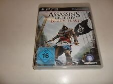 PlayStation 3 PS 3 Assassin's Creed 4-Black Flag