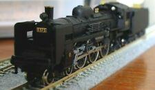 Kato 2007 N-Gauge JNR Class C57 steam locomotive in Black livery