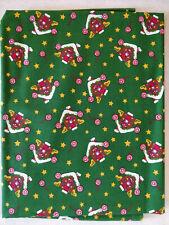 Lot 771 General Fabrics, 1 Yard, Trena's Christmas, Looks Like Quilting Cotton