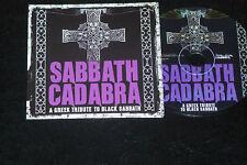 SABBATH CADABRA GREEK TRIBUTE TO BLACK SABBATH PROMO CD