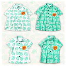 Animal Crossing Tom Nook Unisex Top Cosplay costume Two colors shirt Full Size