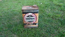 Wynn's Friction Proofing - 1 Gallon Tin with its Contents - Rare Collectors Item