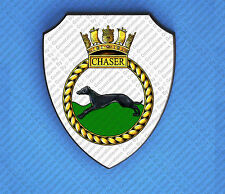 HMS CHASER WALL SHIELD