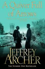 JEFFREY ARCHER ___  A QUIVER FULL OF ARROWS ___ BRAND NEW B FORMAT __FREEPOST UK