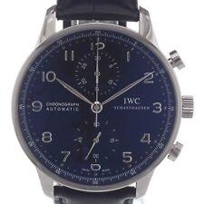 IWC Portugieser Chronograph - IW371447 - Ungetragen mit Box & Papieren