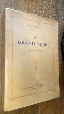 Le grand Ferré / Noël Gaulois illustration de Mucha