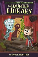 The Ghost Backstage (Haunted Library) by Butler, Dori Hillestad Book The Fast