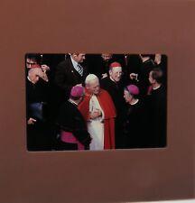 POPE JOHN PAUL II 1978-2005 Karol Józef Wojtyła Bishop of Kraków SAINT SLIDE 101