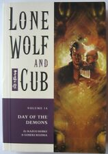 Lone Wolf and Cub: Day of the Demons Vol. 14 Kazuo Koike Paperback Manga Book