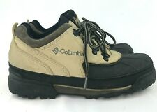 Columbia Women Bugalow Waterproof Hiking Shoes Size 8 Duck Boot Thermolite Trail