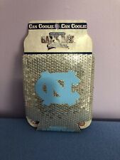 North Carolina Game Day Outfitters Can Coolie Silver Sequin New